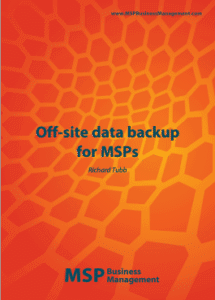 Offsite Data Backup for MSP's Whitepaper