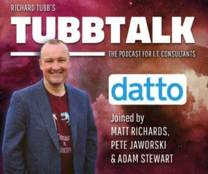 TubbTalk 45 - Live from DattoCon Barcelona 2018